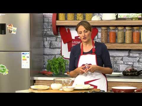 Şef Gülhan Kara - Patlıcanlı Tava Böreği Tarifi