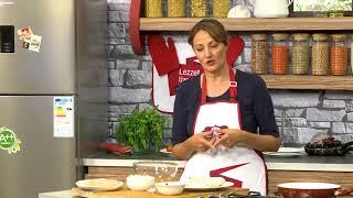 Köz Patlıcanlı Köz Biberli Tava Böreği Tarifi