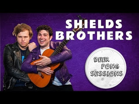 Shields Brothers \_/ Beer Pong Sessions