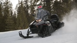 8. 2016 Arctic Cat Pantera 7000 XT LTD Review