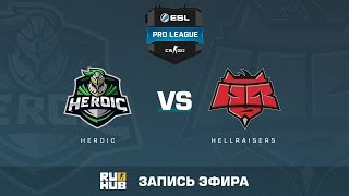Heroic vs. HellRaisers - ESL Pro League S5 - de_mirage [Davidokkkk, Kasunagi]