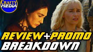 Game of Thrones Season 6 Episode 1 Recap, Review. Game of Thrones Season 6 Episode 2 Promo trailer breakdown. The Red...