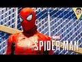 O Pen ltimo Traje Do Jogo Spider man Ps4 Homem Aranha P
