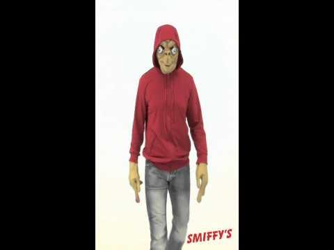 Deguisement E.T. pour adulte