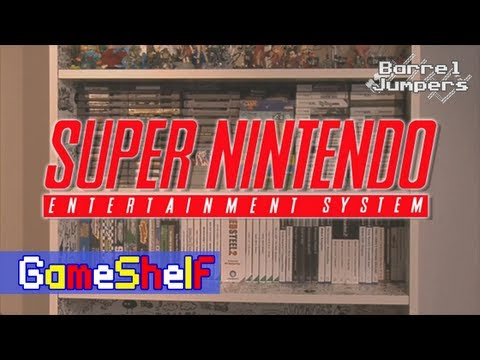 SNES - GameShelf #8