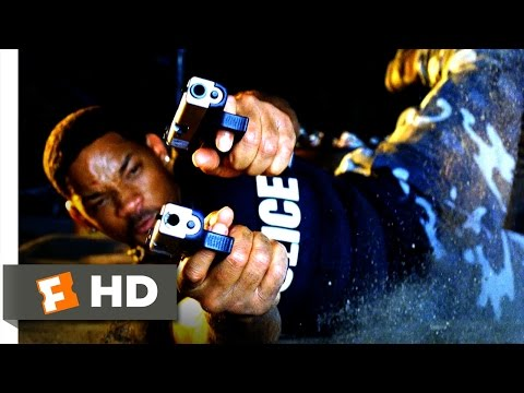 Bad Boys II (2003) - Swamp Shootout Scene (1/10) | Movieclips