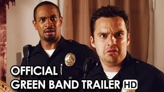 Let's Be Cops Official Green Band Trailer #2 (2014) HD