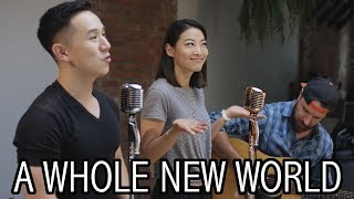 Video A Whole New World - Aladdin | Jason Chen x Arden Cho MP3, 3GP, MP4, WEBM, AVI, FLV Juli 2018