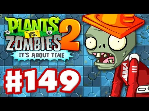 Plants vs. Zombies 2: It's About Time – Gameplay Walkthrough Part 149 – Terror from Tomorrow! (iOS)