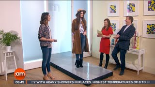 Ireland AM Date Night Looks with ONLY | Ciara O'Doherty
