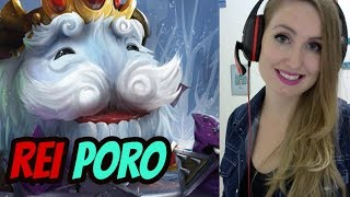 Olá amigos! Hoje iremos jogar A Lenda do Rei Poro! Este modo rotativo que é um dos mais divertidos do LOL! Espero que gostem do vídeo. Abraços, Gabi =)Curta também nossa página no Facebook: https://www.facebook.com/bygabitv/Conheça a Alpha Pro Gaming: https://www.facebook.com/AlphaProGamingJunte-se ao Grupo Matilha dos Lobos: https://www.facebook.com/groups/matilhadoslobos/Músicas: bvd kult - VIP [NCS Release]https://www.youtube.com/watch?v=f92Y8Aclc5oElektronomia - The Other Side [NCS Release] https://www.youtube.com/watch?v=odThebFOFVghttps://www.youtube.com/watch?v=2Nv5juZKhKoNIVIRO - You [NCS Release]