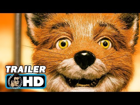 FANTASTIC MR. FOX Movie Clip - Opening Scene (2009) Wes Anderson Stop Motion Animation Film HD