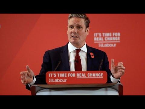 Αλλαγή φρουράς: Ο Κιρ Στάρμερ νέος ηγέτης του Εργατικού Κόμματος…