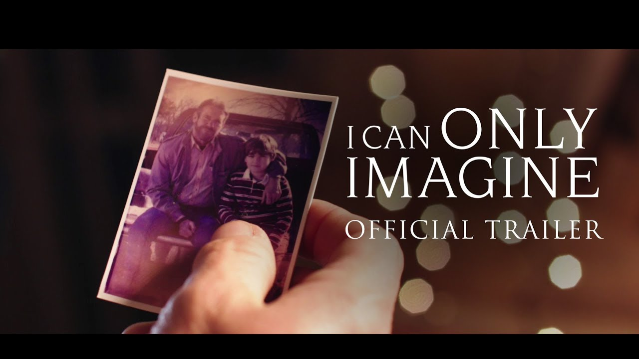 Watch Dennis Quaid & Cloris Leachman in the Trailer for Faith Based Drama 'I Can Only Imagine' starring J. Michael Finley Based on True Story