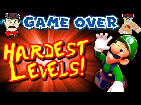 levels - LEVELS OF INSANITY! The Chaps try their hand at some of the hardest levels in gaming! Can they complete these savage stages?!