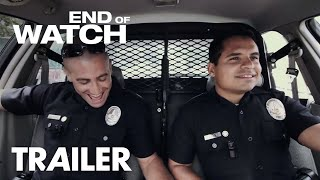 Jake Gyllenhaal, Michael Pena - Trailer - End Of Watch