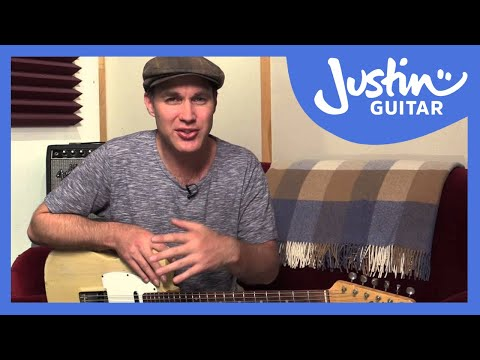 How To Learn A Jazz Standard (Guitar Lesson JA-007)