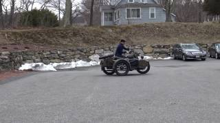 7. 2016 Ural M70 Military Green, Custom Options Overview, Ural of New England