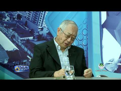 SALA DE OPINIÃO com Dr. APARÍCIO CARVALHO – Entrevistado: ITIRO SHIRAKAWA