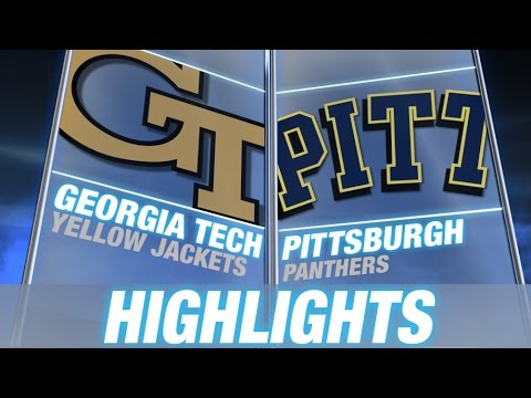 pittsburgh - Georgia Tech doubles up Pittsburgh 56-28 on the road at Heinz Field. The Yellow Jackets forced five fumbles in the first nine minutes of the game, cashing in with 28 unanswered points to start...