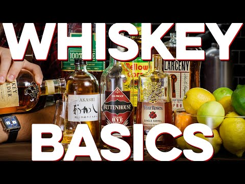 Whiskey: What you Need to Know, explaining various styles of Whiskey and tasting them | How to Drink