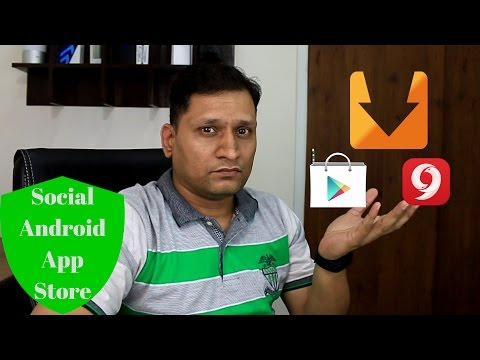 Share apps without Internet | Aptoide Spot & Share | Your Social App Store (видео)