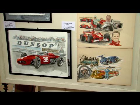 Showcasing Italian Cars