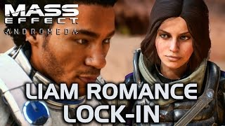 During this scene, you can commit to Liam's relationship. Mass Effect Andromeda playlist:► http://goo.gl/5dK1tz Subscribe for more! ► http://goo.gl/Hprrg0 Follow Me on Twitter► http://twitter.com/totallyfluffySmall donation to help support the channel? :) ► goo.gl/Rwje2J My other playlists: ► http://goo.gl/KaBm6H Thanks for watching!