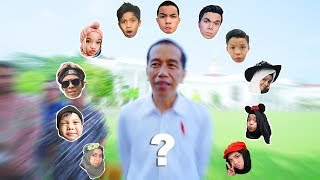 Video Q&A Genhalilintar X Presiden Jokowi | 60 Detik MP3, 3GP, MP4, WEBM, AVI, FLV Mei 2019