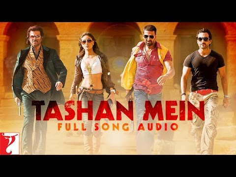 Download Tashan Mein - Full Song Audio | Tashan | Vishal Dadlani | Saleem | Vishal & Shekhar hd file 3gp hd mp4 download videos