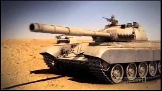 Tank Tactics in The Gulf War