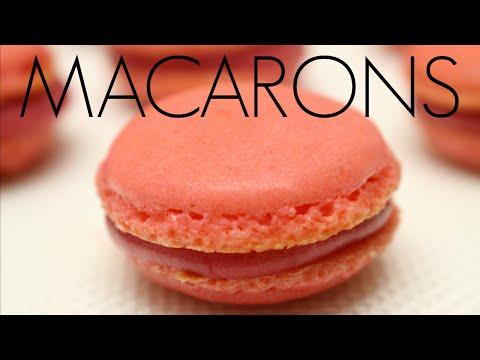 i macarons - ricetta