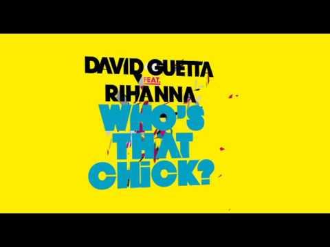 David Guetta feat Rihanna - Who's That Chick Teaser
