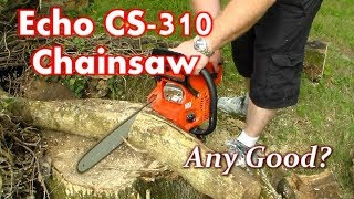 2. Echo CS-310 Chainsaw Long Term Review