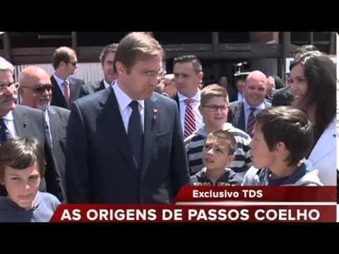 EXCLUSIVO TDS: AS ORIGENS DE PASSOS COELHO CONTADAS PELO PRÓPRIO