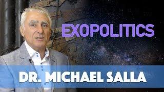 Dr. Michael Salla - Exopolitics & Extraterrestrial Life Civilisations