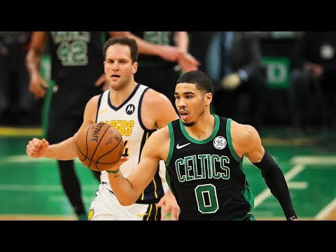 NBA Playoffs: Jayson Tatum Fires Celtics To Game 1 Triumph