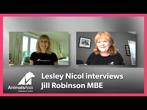 Lesley Nicol interviews Jill Robinson MBE about good news for dogs in China