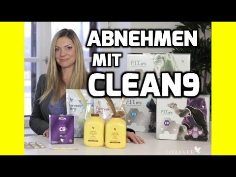 Clean 9 deutsch