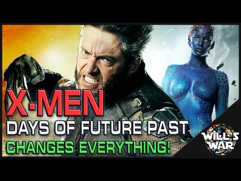 change - Please SHARE this video if you enjoyed it! More superhero news: http://moviepilot.com/superheroes Follow Will on Twitter: http://twitter.com/thatwillwharton A new episode of Will's War is...