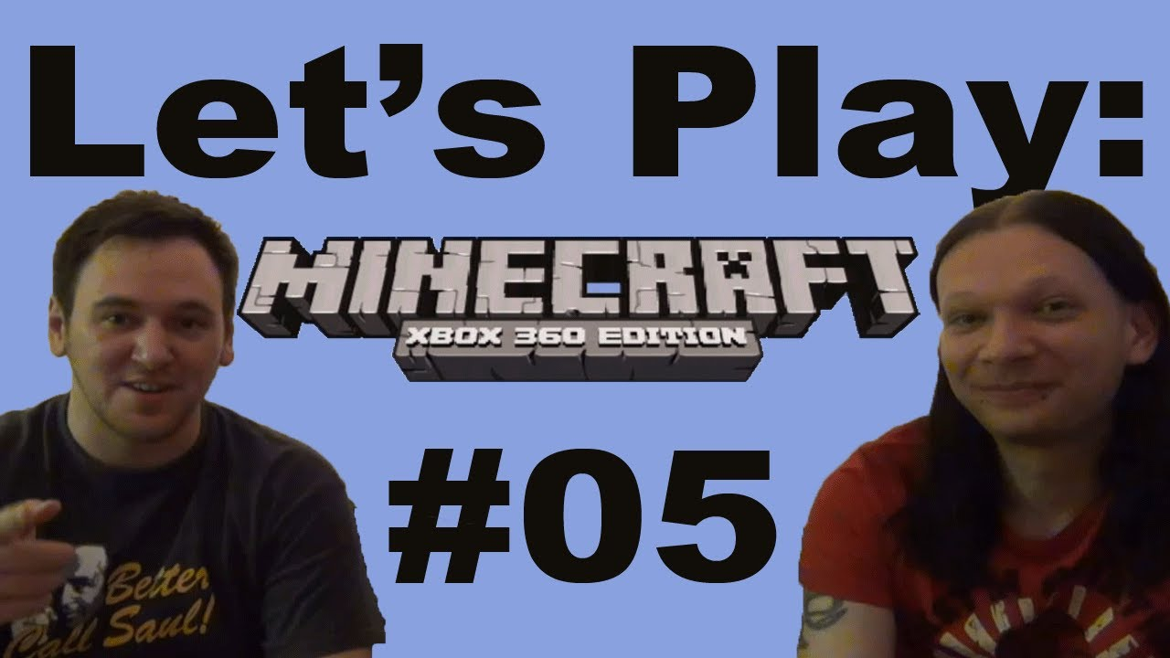 Spiele-Ma-Mo: Minecraft (Xbox 360 Edition – Part 5)