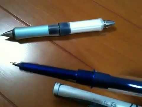 Dr.Gripの改造ペン