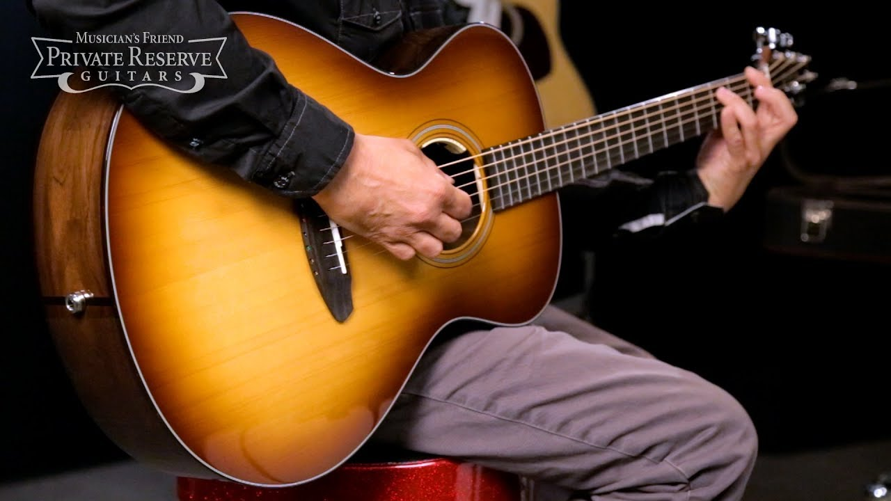 Breedlove Journey Concert Rush Salvaged Sitka/Brazilian Rosewood Acoustic-Electric Guitar