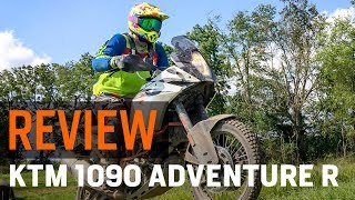 1. KTM 1090 Adventure R Review at RevZilla.com