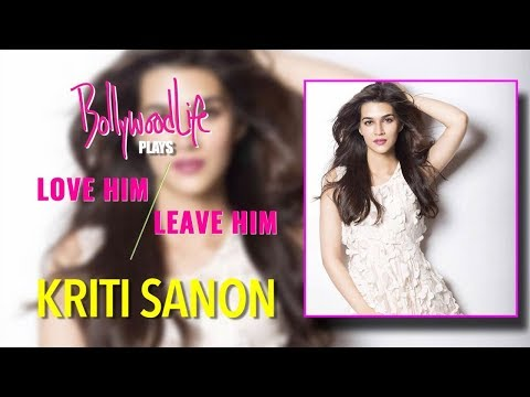 What would Kriti Sanon do if her boyfriend would l