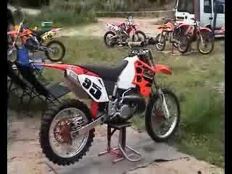 500cc 2-takt Treffen 2007 - nunspeet cr500 honda kawasaki yamaha 500 suzuki husqvarna mx motocross motorcross