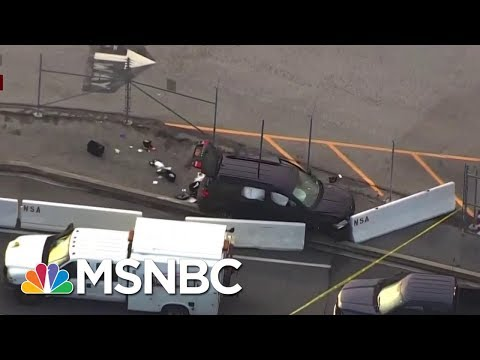 Shooting Occurs Outside NSA Headquarters | Morning Joe | MSNBC