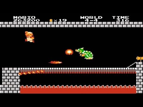 Super Mario Bros. PWNED!! Haha!