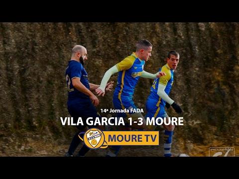 Vila Garcia 1-3 Moure - MOURE TV (видео)