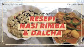 Video RESIPI NASI RIMBA & DALCHA (English subtitles available) MP3, 3GP, MP4, WEBM, AVI, FLV Juni 2019